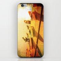 SunBath iPhone & iPod Skin