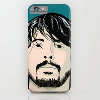 iPhone & iPod Case featuring That guy who played drums in Nirvana by Daniel Urruela