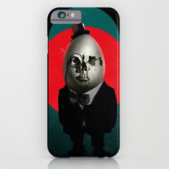 Humpty Dumpty iPhone & iPod Case
