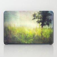 Connie's Backyard iPad Case