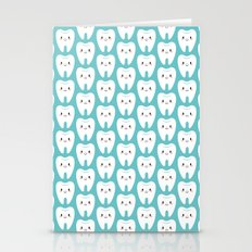 Happy teeth Stationery Cards