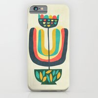 iPhone & iPod Case featuring Potted Plant 3 by Budi Kwan