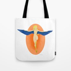 Holy Harpy Tote Bag
