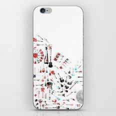 Axe Dreams iPhone & iPod Skin