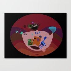 niut's zoo Canvas Print