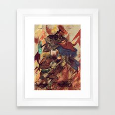 Pancanacerta Framed Art Print