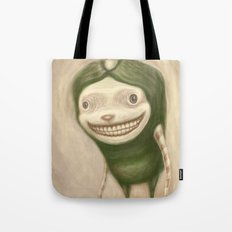 Smile No Matter What Tote Bag