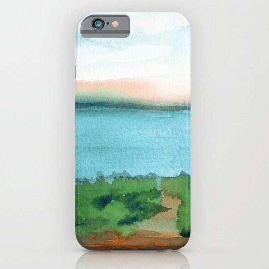 Passing Afternoon iPhone & iPod Case