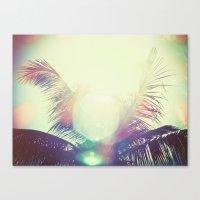 Good Bye Summer 1 Canvas Print