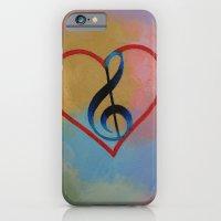 Music Note iPhone 6 Slim Case