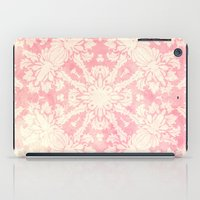 Shabby Arabesque Pattern II iPad Case