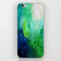 Water No. 1  iPhone & iPod Skin