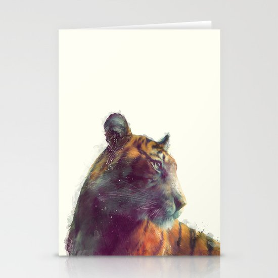 Tiger // Solace Stationery Card