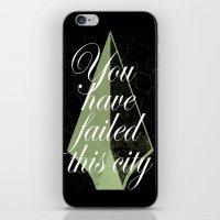 The Arrow iPhone & iPod Skin