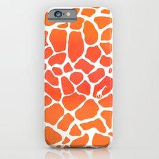 Giraffe Print | Animals Slim Case iPhone 6s