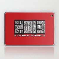 2013: The Year Of The Op… Laptop & iPad Skin