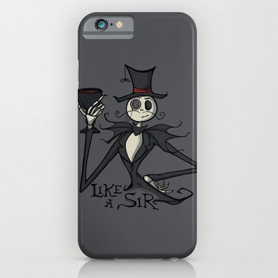Gentleman Jack iPhone & iPod Case