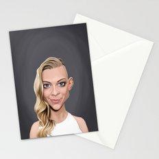 Celebrity Sunday ~ Natalie Dormer Stationery Cards