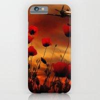 Fields Of Fire iPhone 6 Slim Case
