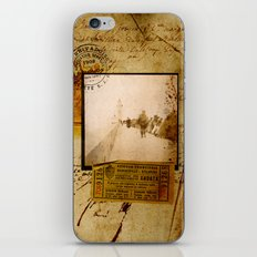 Ephemera 1 iPhone & iPod Skin