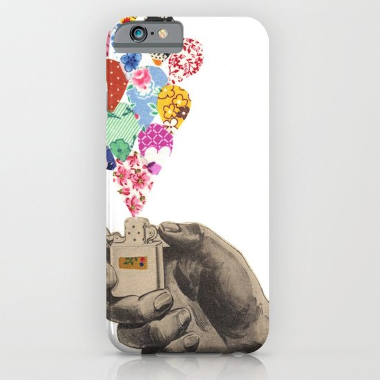 The Flame iPhone & iPod Case