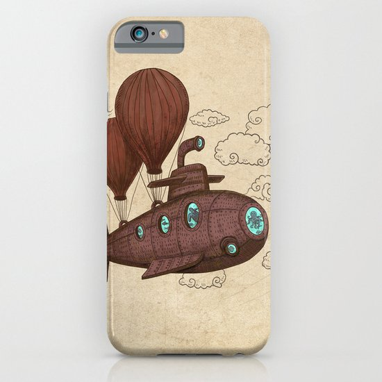 The Fantastic Voyage iPhone & iPod Case