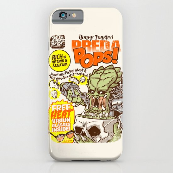 PredaPOPS! iPhone & iPod Case