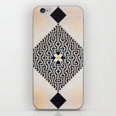 Heart of GO(L)D iPhone & iPod Skin