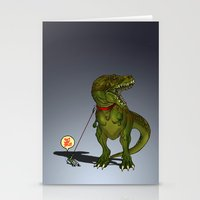 NO ZEUS Stationery Cards
