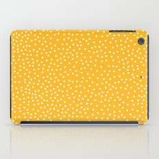 YELLOW DOTS iPad Case