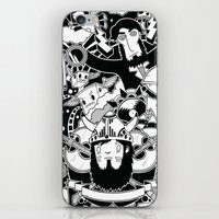 Dooome iPhone & iPod Skin