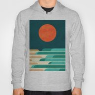 Chasing Wave Under The R… Hoody