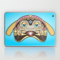 RUFUS (has A Heart That … Laptop & iPad Skin
