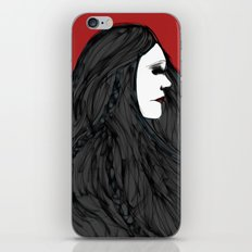 March of The Black Queen iPhone & iPod Skin