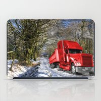 Holidays are coming  iPad Case