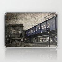 Camden Road Train Station Laptop & iPad Skin