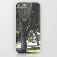 iPhone & iPod Case featuring 90210 by Elle