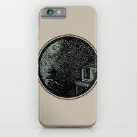 Miniature Circle Landsca… iPhone 6 Slim Case