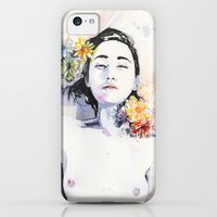 iPhone 5c Cases featuring A new morning by agnes-cecile