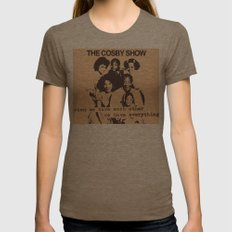 The Cosby Have No Pride Womens Fitted Tee Tri-Coffee SMALL