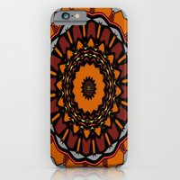 iPhone & iPod Case featuring Furious Gladiator by Silentwolf