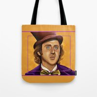 The Wilder Wonka Tote Bag