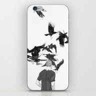 Dream Thief iPhone & iPod Skin