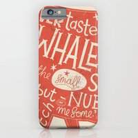 'How the Whale Got His Throat' iPhone 6 Slim Case