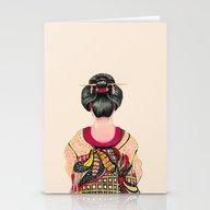 Japanese - Original  Stationery Cards