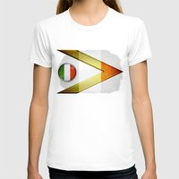 italy T-shirts featuring Italy by ilustrarte