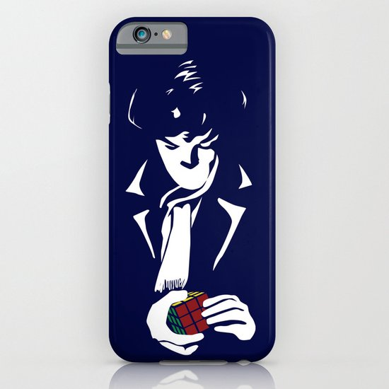 Nothing left unsolved iPhone & iPod Case