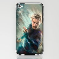 Quicksilver iPhone & iPod Skin
