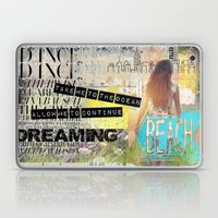 Continue Dreaming Laptop & iPad Skin