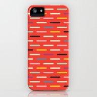 Modern Scandinavian Dash… iPhone (5, 5s) Slim Case